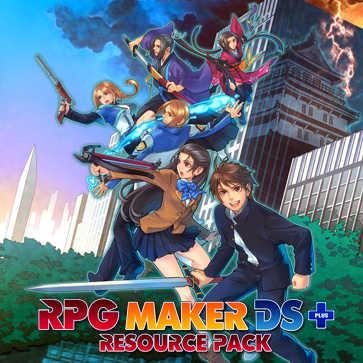 RPG Maker DS+ Resource Pack
