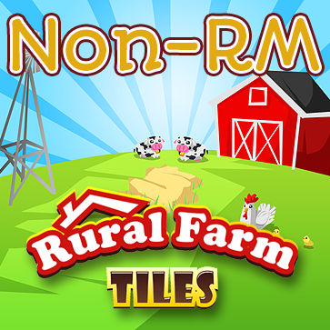 Rural Farm Tiles Resource Pack- Non-RM