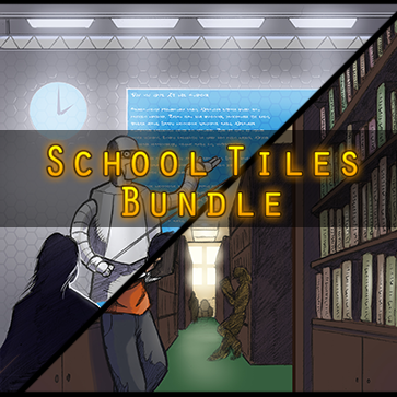 School Tiles Bundle