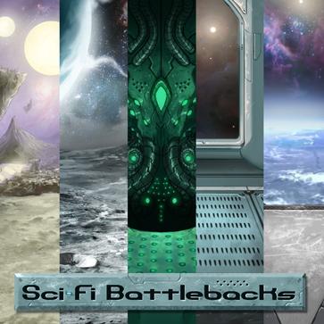 Sci Fi Battlebacks