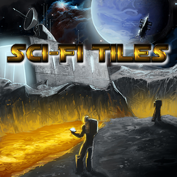 Sci-Fi Tiles Resource Pack