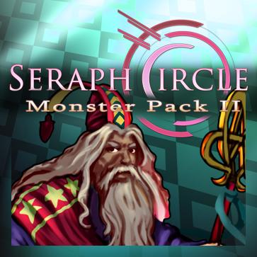 Seraph Circle: Monster Pack II