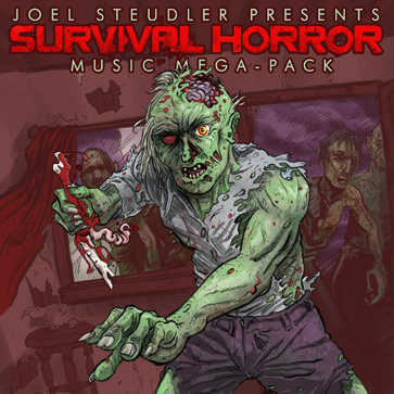 Survival Horror Music Mega Pack