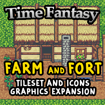 Time Fantasy: Farm and Fort