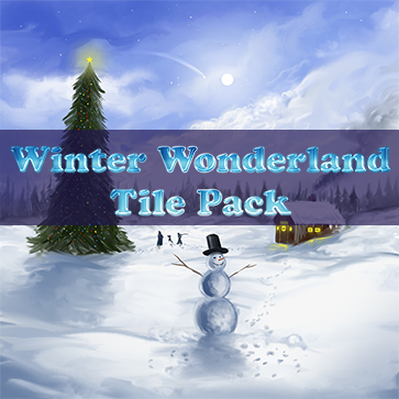 Winter Wonderland Tile Pack