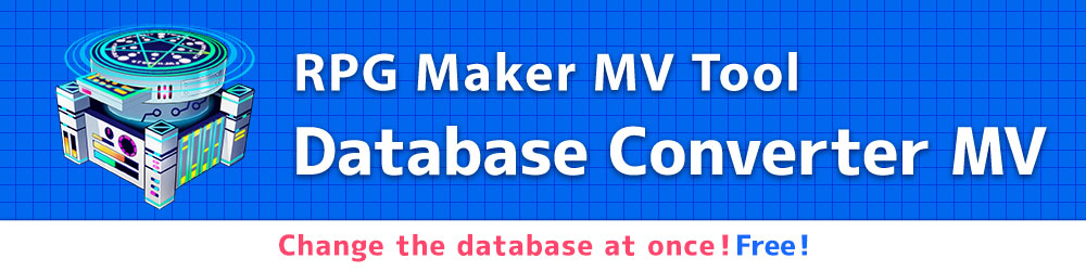 Database Converter MV