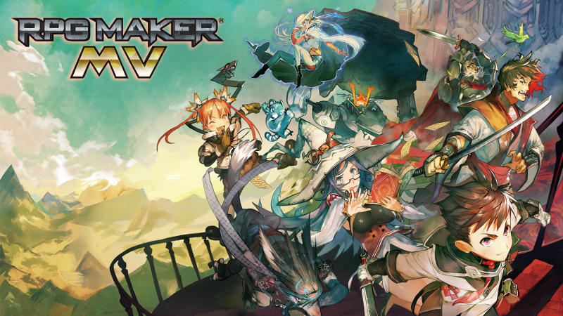RPG Maker Mv Wallpaper Sample