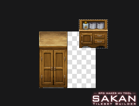 SAKAN: Tileset Builder| RPG Maker | Create Your Own Game!