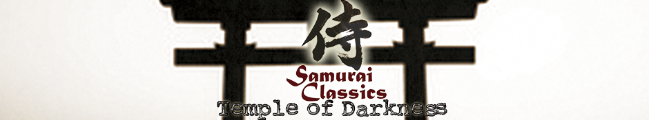 Samurai Classics: Temple of Darkness