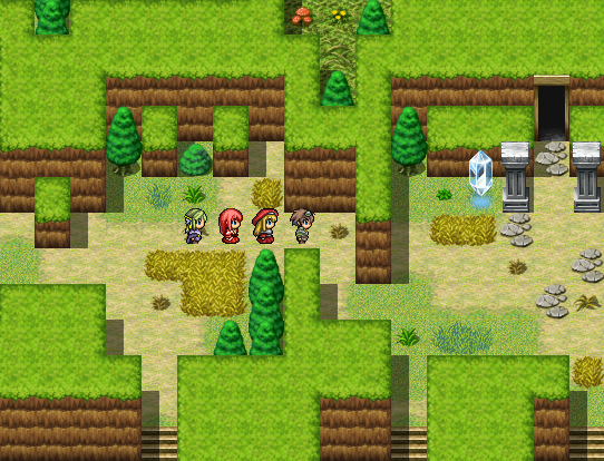 Legionwood: Tale Of The Two Swords Screenshot 04
