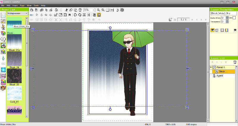 Manga Maker ComiPo! Screenshot 14