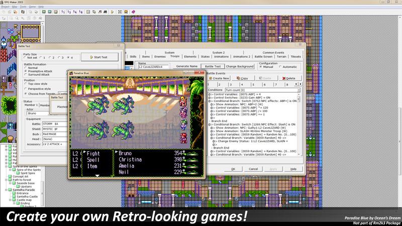 RPG Maker 2003 | RPG Maker | Create A Game!