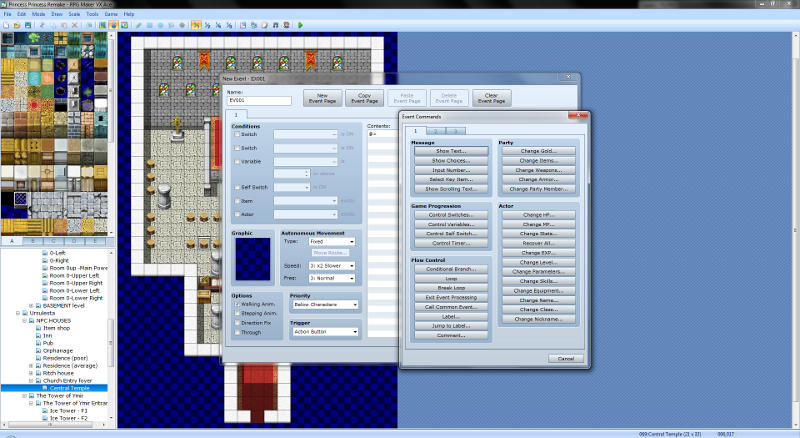 Rpg maker mv how to create game file