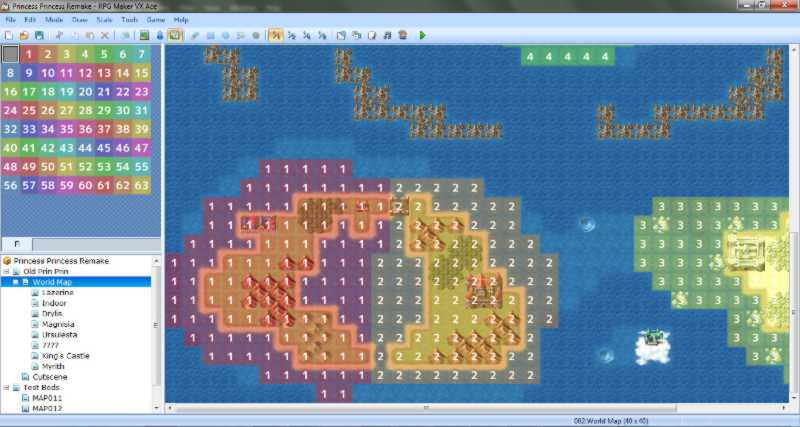 RPG Maker VX Ace Lite Screenshot 01