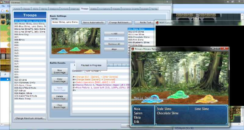 RPG Maker VX Ace Lite Screenshot 02