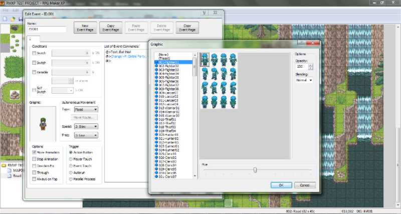 RPG Maker XP Screenshot 02
