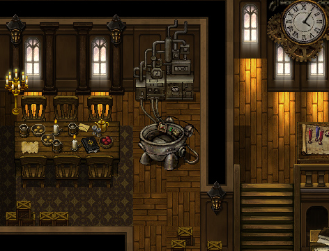 Steampunk Tiles Mv Rpg Maker Create Your Own Game