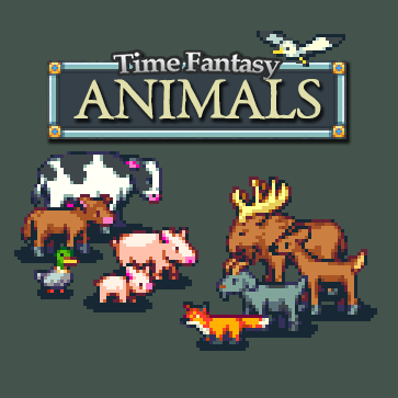 Time Fantasy Add-on: Animals