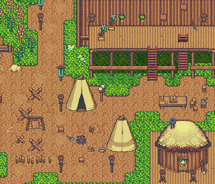 Time Fantasy: Farm and Fort| RPG Maker | Create Your Own Game!
