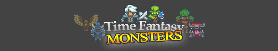 Time Fantasy: Monsters