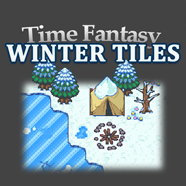 Time Fantasy: Winter Tiles