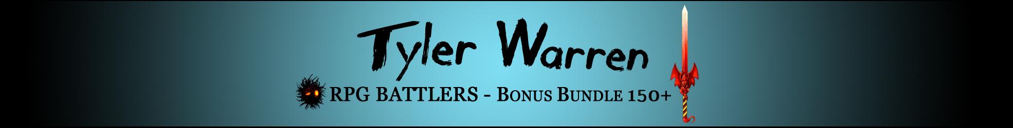 Tyler Warren Battler Bundle