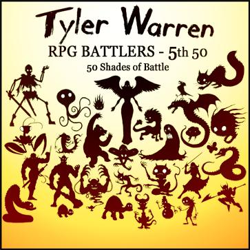 Tyler Warren's Battlers: 5th 50