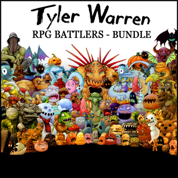 Tyler Warren's Battler Bundle