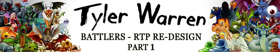Tyler Warren's RTP Redesign 1