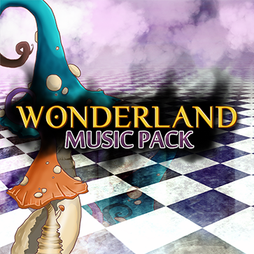 Wonderland Music Pack