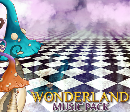 wonderland music pack rpg maker create your own game