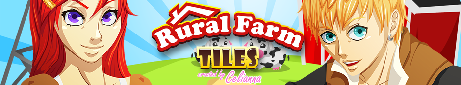 Rural Farm Tiles Resource Pack