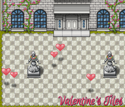 Valentine's Tile Pack | Make Your Own Game!
