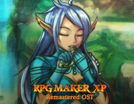 RPG Maker XP Remastered OST | Make A Game!