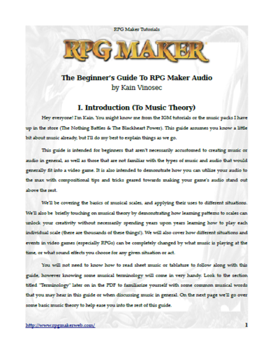 Rpg maker coupon