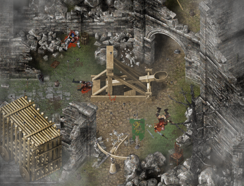 Medieval: Warfare| RPG Maker | Create Your Own Game!