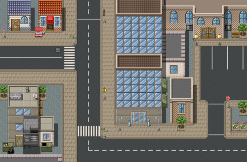Rpg Maker Vx Ace Room Walls