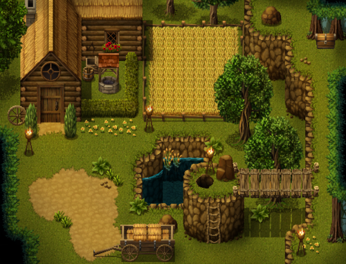 Job Offer - Artist - [Paid] RPG Map Maker (CLOSED) | GameMaker Community