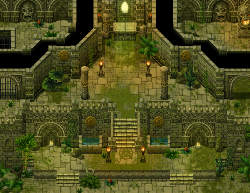 Ancient Dungeons Jungle Rpg Maker Create Your Own Game