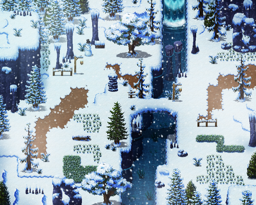 Ancient Dungeons Winter Rpg Maker Create Your Own Game