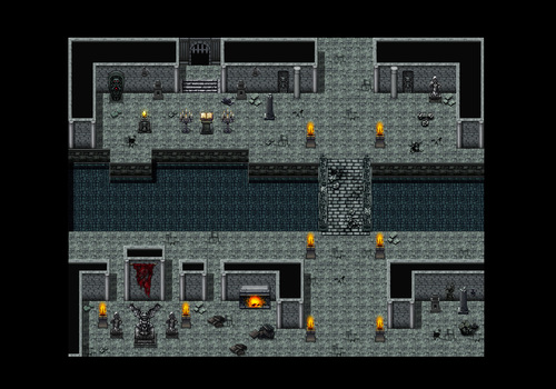 Evil Castle Tiles Pack Create Your Own Game