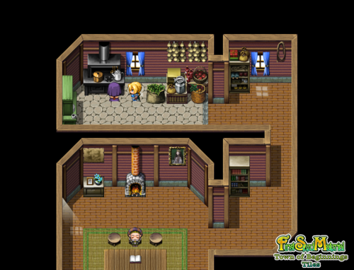 fsm town of beginnings tiles rpg maker create your own game. Black Bedroom Furniture Sets. Home Design Ideas