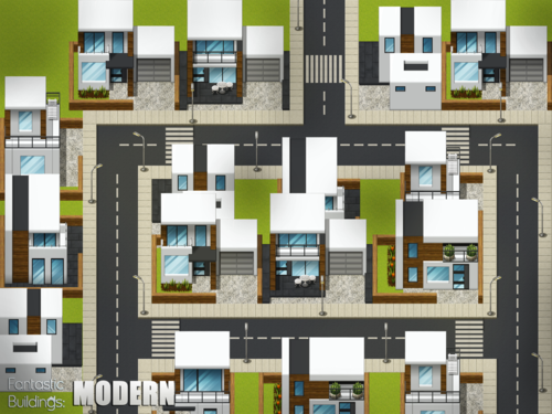 100+ Modern City Map Generator – yasminroohi