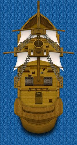 Rpg maker vx ace boat tile set
