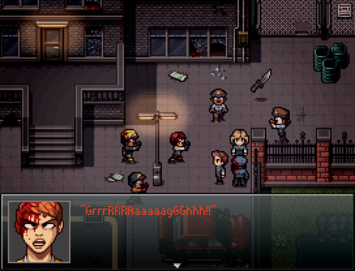 POP! Horror City: Character Bundle| RPG Maker | Create Your Own Game!