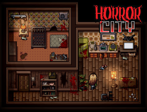 POP! Horror City | Create Your Own Game!