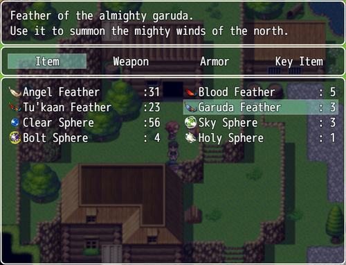 Seraph Circle: Monster Pack 1| RPG Maker | Create Your Own Game!