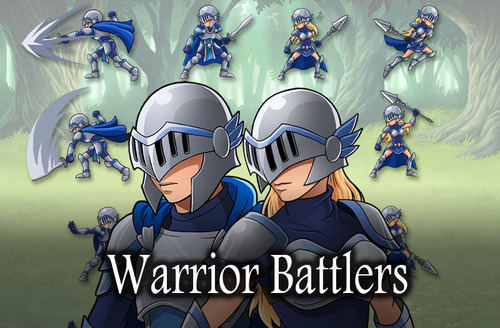 Classic Heroes| RPG Maker | Create Your Own Game!