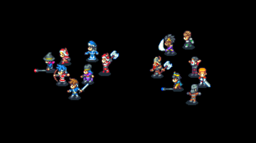 Time Fantasy: Side-view Animated Battlers| RPG Maker | Create Your