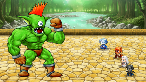 Tyler Warren RPG Battlers: Monster Evolution| RPG Maker